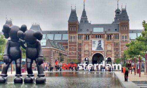 Dagtocht Amsterdam