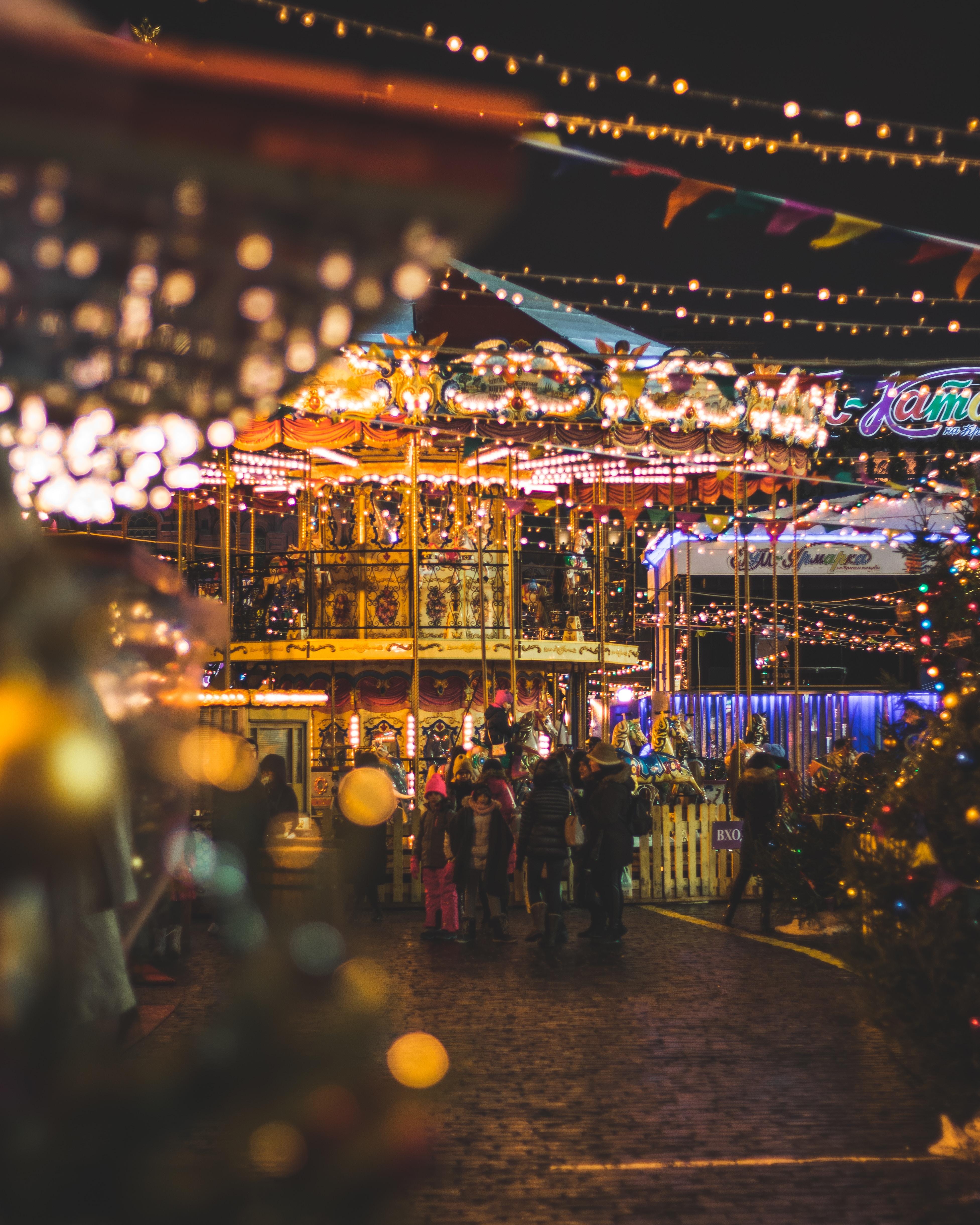 Kerstmarkt rad veraf