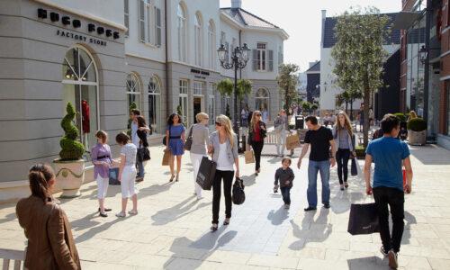 Dagje shoppen Designer outlet Roermond