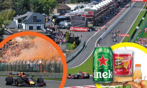 F1 Grand Prix België