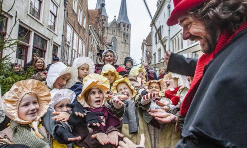 Dagtocht Dickens Festival