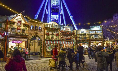 Dagtocht Kerstmarkt Düsseldorf