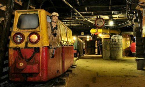 Dagtocht steenKolenmijn Valkenburg