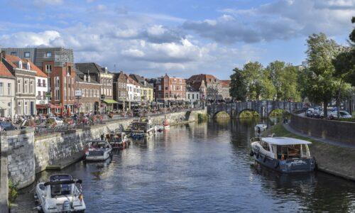 Dagtocht Roermond met rondvaart