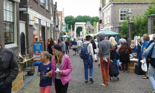 Dagtocht Waterdag Edam + Volendam