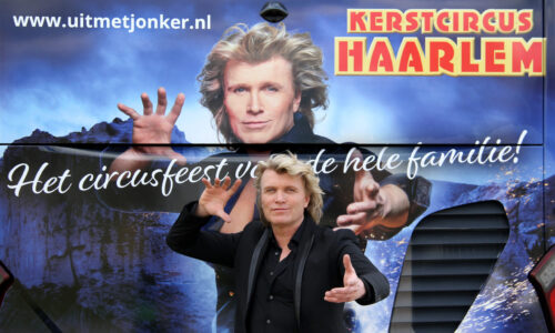 kerstcircus haarlem Hans Klok