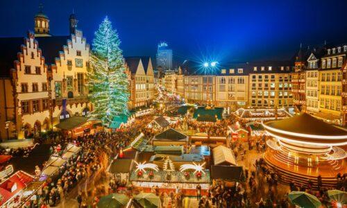 Dagtocht Kerstmarkt Münster