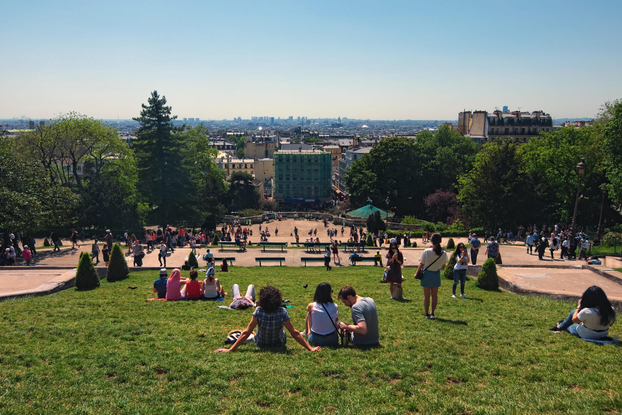 Picknick Parijs