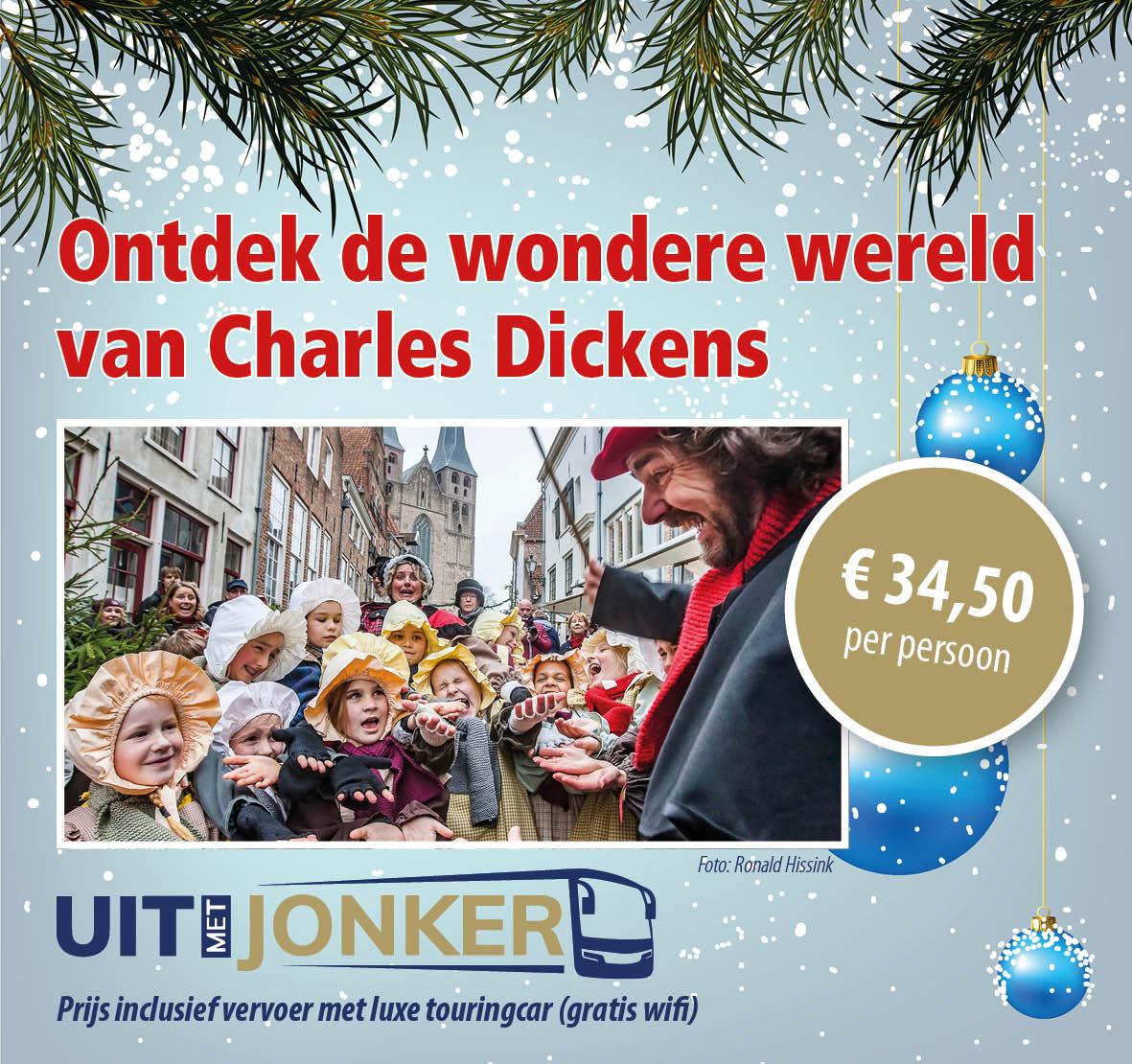 Charles Dickens Festival dagtocht