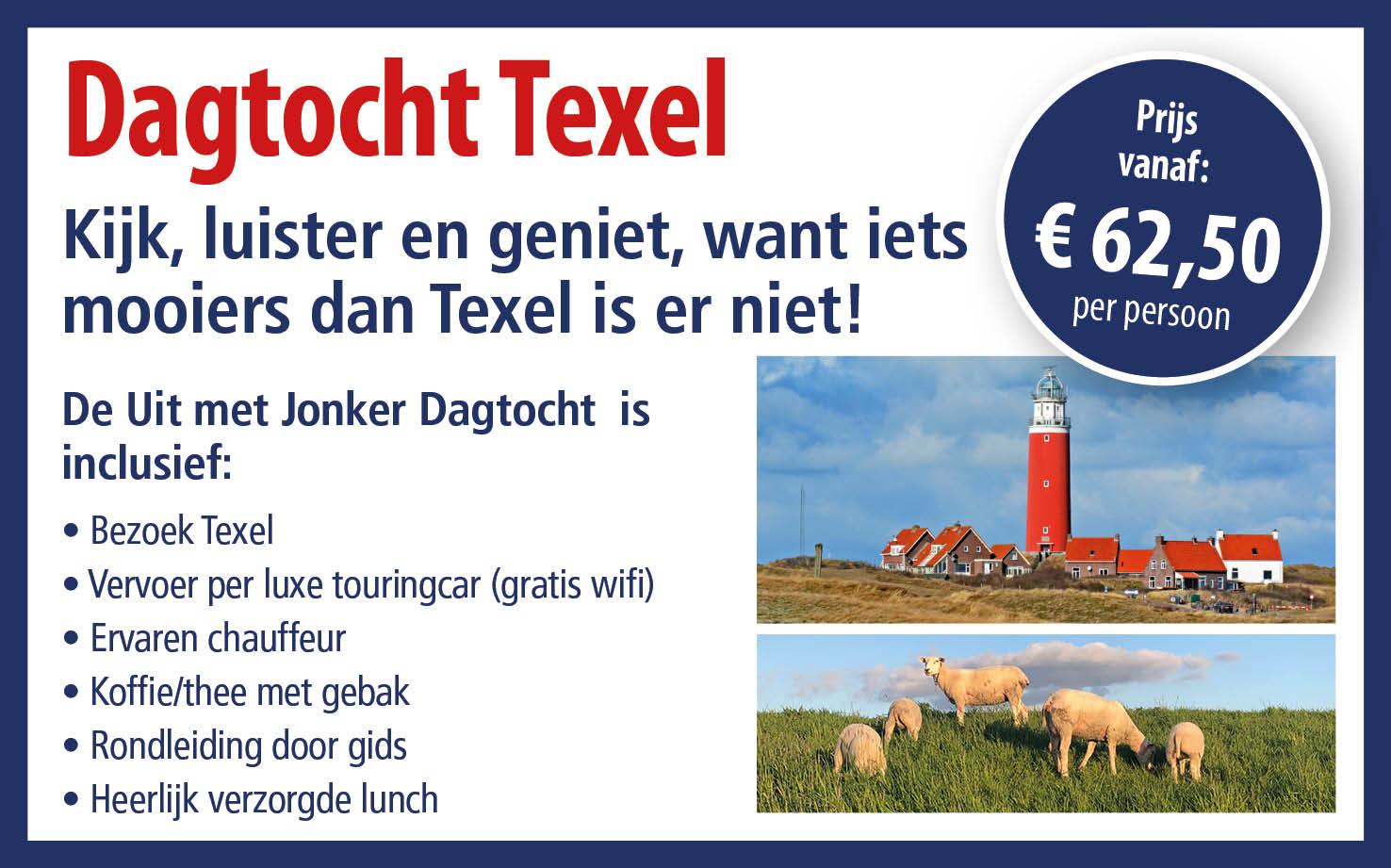 Dagtocht Texel